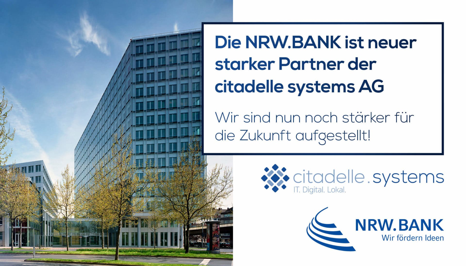 citadelle systems nrw bank